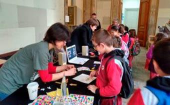 Artsoundscapes at Festa de la Ciencia 2019