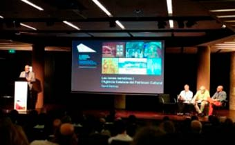 Immersive narratives at the 4th Seminar on Cultural Heritage in Barcelona