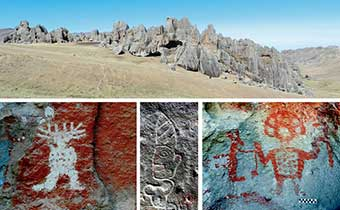 Gordon Ambrosino – Where the ancestors dwell: four thousand years of rock art production in the highland Andes