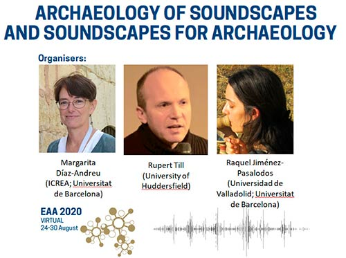 Artsoundscapes at the 26th EAA Virtual Annual Meeting