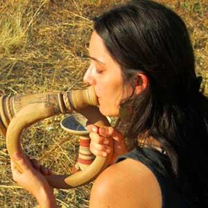Artsoundscapes team member Raquel Jiménez
