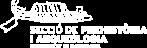 Logo Secció de Prehistòria i Arqueologia. Universitat de Barcelona.