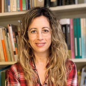Artsoundscapes team member Ana M. Alarcón