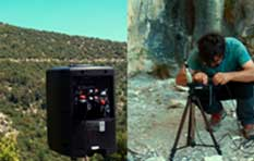 Acoustic measurements in archaeological contexts