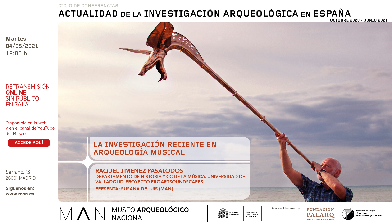 Conference on the Archaeology of Soundscapes
