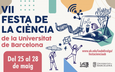 Artsoundscapes at the Virtual Festa de la Ciència 2021