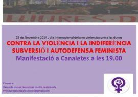 """(Català) Dia internacional contra la Violència de Gènere: Curtmetratge """"La última gota"""""""