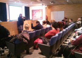 """(Català) Conferència """"Feminismes i tecnologies. Recursos per feministitzar l'espai virtual"""""""