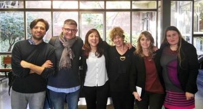 Defensa de tesis doctoral Andrea García-Santesmases
