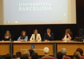 Celebrades les IV Jornades de Recerca Feminista de l'IIEDG i Seminari Final de la Xarxa GENCPOLIS