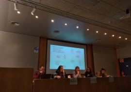 (Català) Presentació del KIT per incorporar, retenir i promocionar les dones al sector de les tecnologies al Club de Dones Politècniques pel Canvi Professional