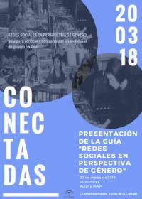 (Català) Presentació de la nova publicació: redes sociales en perspectiva de género: Guía para conocer y contrarrestar las violencias de género on-line