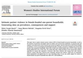 (Català) Nova publicació de membres de COPOLIS a Women's Studies International Forum
