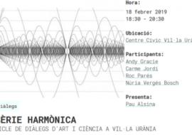 Biennal de Ciutat i Ciència 2019, Sèrie Harmònica