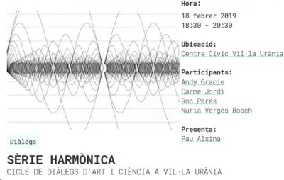 Bienal de Ciudad y Ciencia, Serie Harmónica