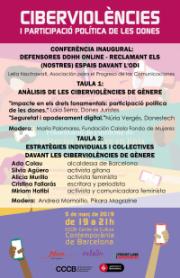 Ciberviolencias y participación políltica de las mujeres