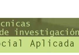 TISA: Màster en Tècniques d'Investigació Social Aplicada (en línia)
