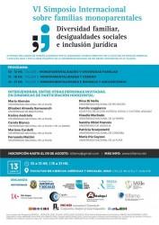 Tres miembras de COPOLIS en el VI Simposio Internacional sobre familias monoparentales