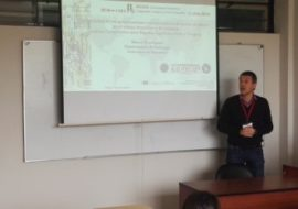 Màrius Domínguez Amorós al congrés de la Associacion Latinoamericana de Sociología (ALAS) a Lima