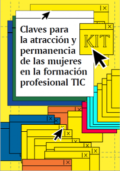 Kit of actions and good practices to empower women in vocational training in technologies