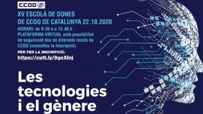 (Català) XV Escola de Dones de CCOO de Catalunya
