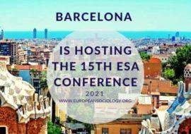 COPOLIS members at the biannual congress of the European Sociological Association (ESA)