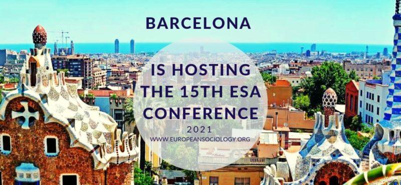Miembros de COPOLIS al Congreso bianual de la Asociación Europea de Sociología (ESA)