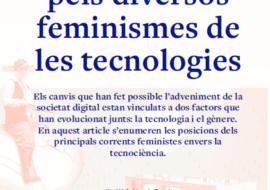 New publication of COPOLIS membre Núria Vergés: Travelling through feminisms of technology