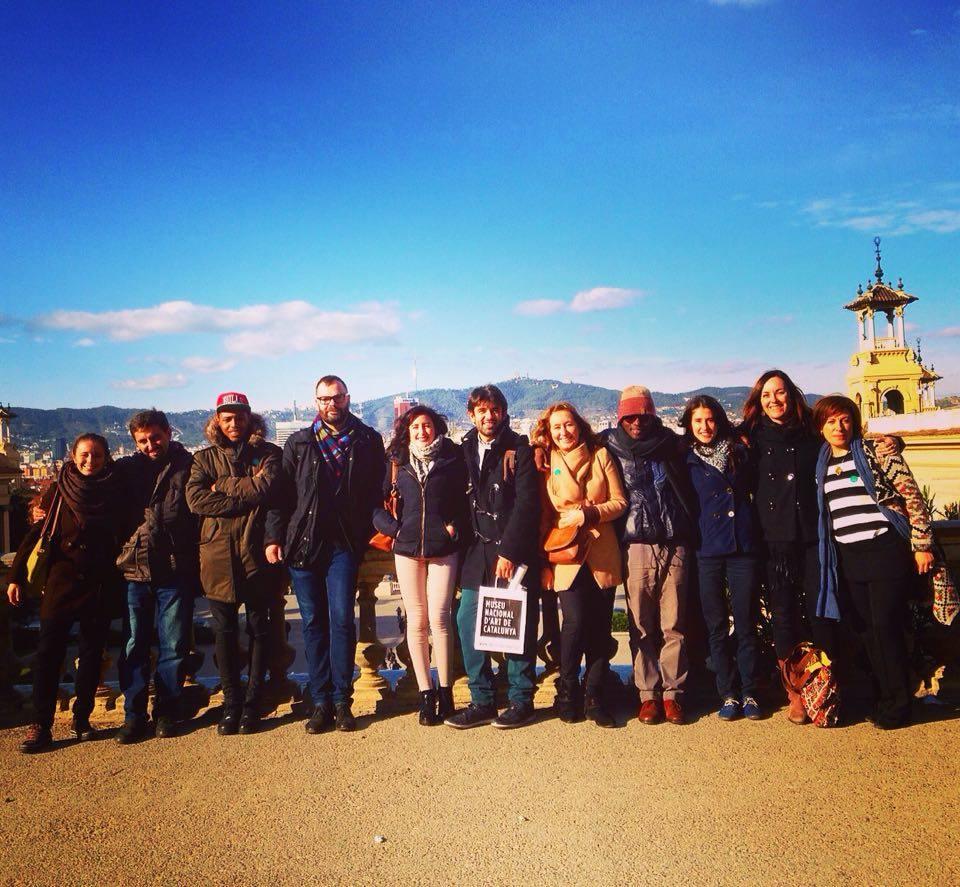 International Study Tour ENCAT  Barcelona