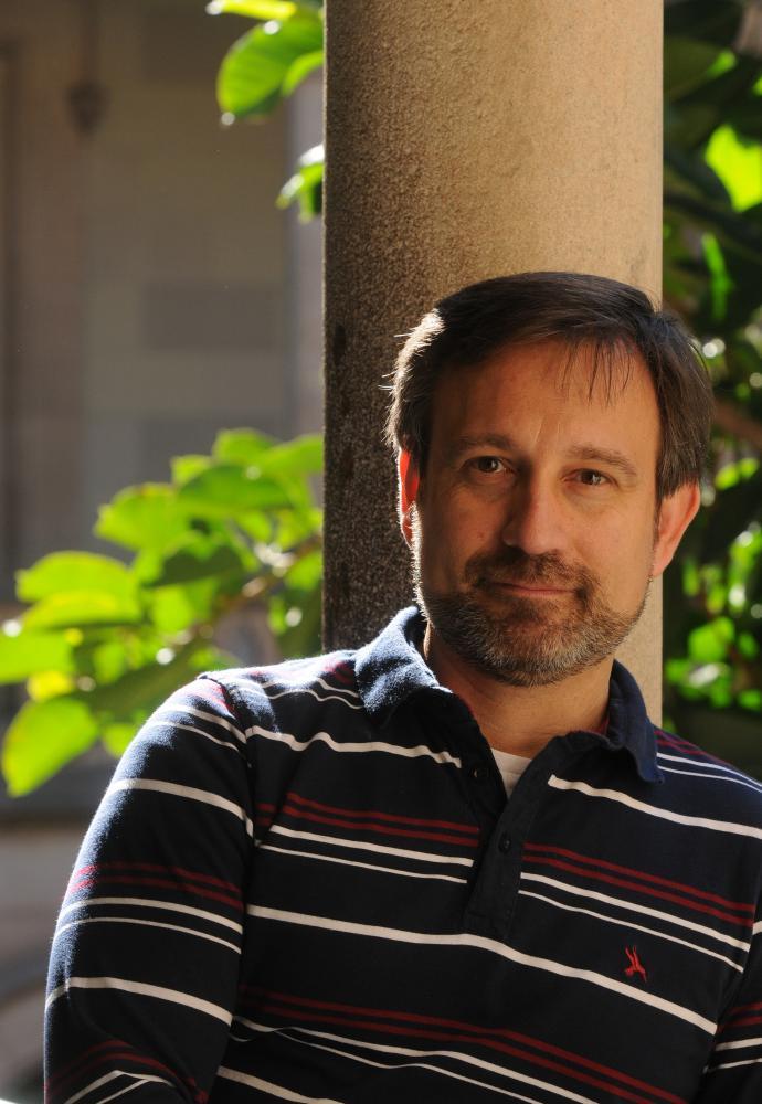 Francesc Xavier Vila i Moreno - Director del CUSC