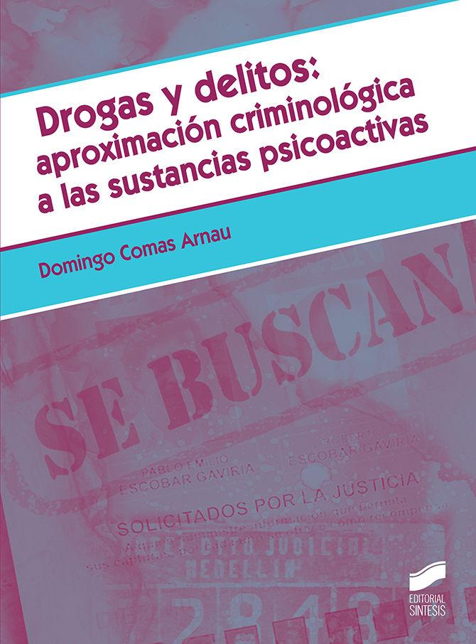 drogas y delitos