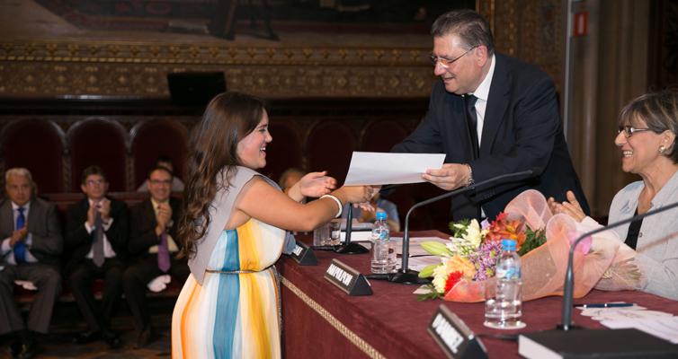 II Premi a la qualitat lingüística dels TFG de Podologia