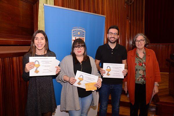 Lliurament de premis de la segona edició del Farmacoenigmes