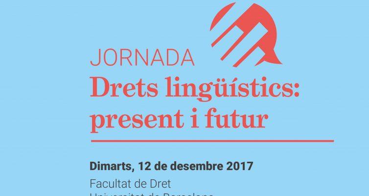 Jornada Drets lingüístics; present i futur