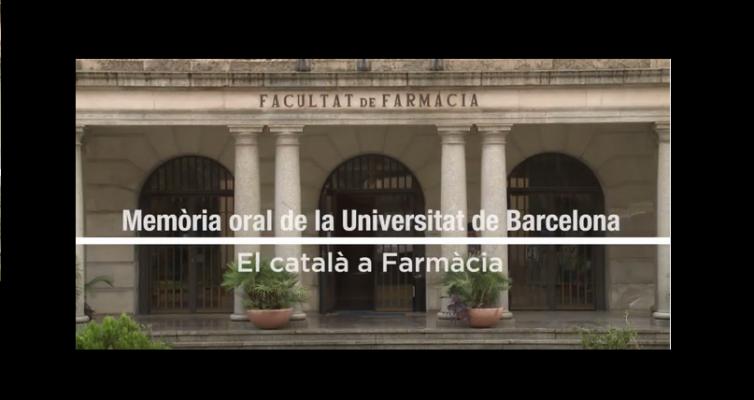 La represa del català a Farmàcia