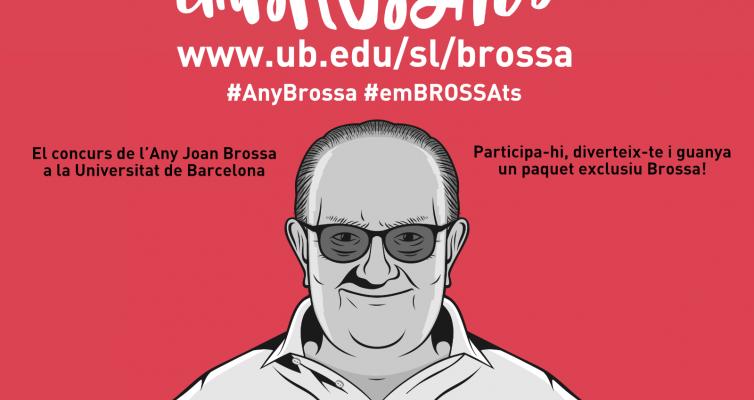 Comença l'emBROSSAts, el concurs sobre la vida i l'obra de Joan Brossa