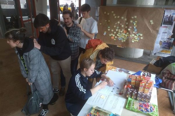 La Primavera de la Llengua al Campus del Raval