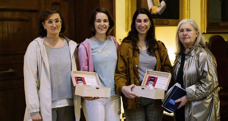 Gràcies per emBROSSAr-te amb la Universitat de Barcelona!