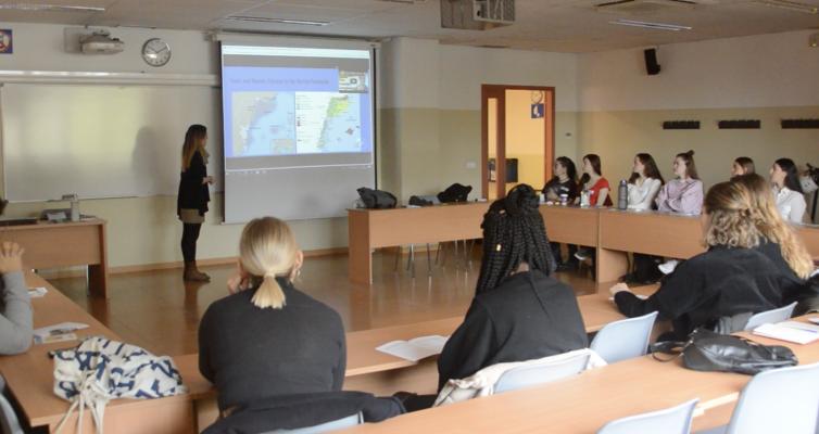 Ja hem acabat les sessions d'acollida lingüística d'estudiants de mobilitat