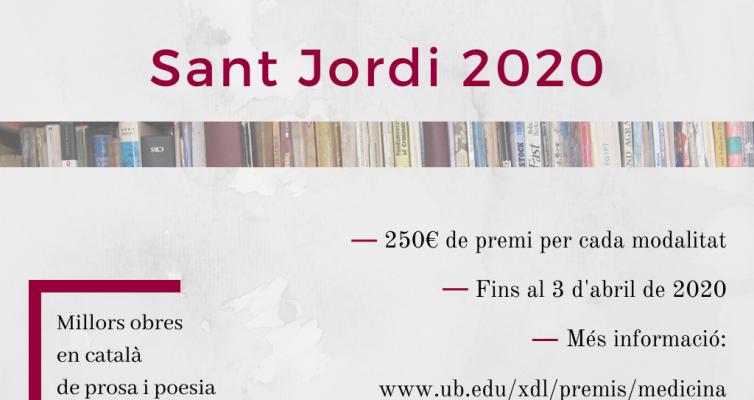 Activitats de promoció de la llengua catalana a la Facultat de Medicina i Ciències de la Salut, primavera 2020
