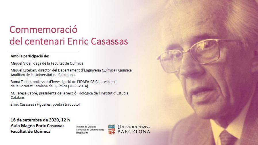 Centenari Enric Casassas