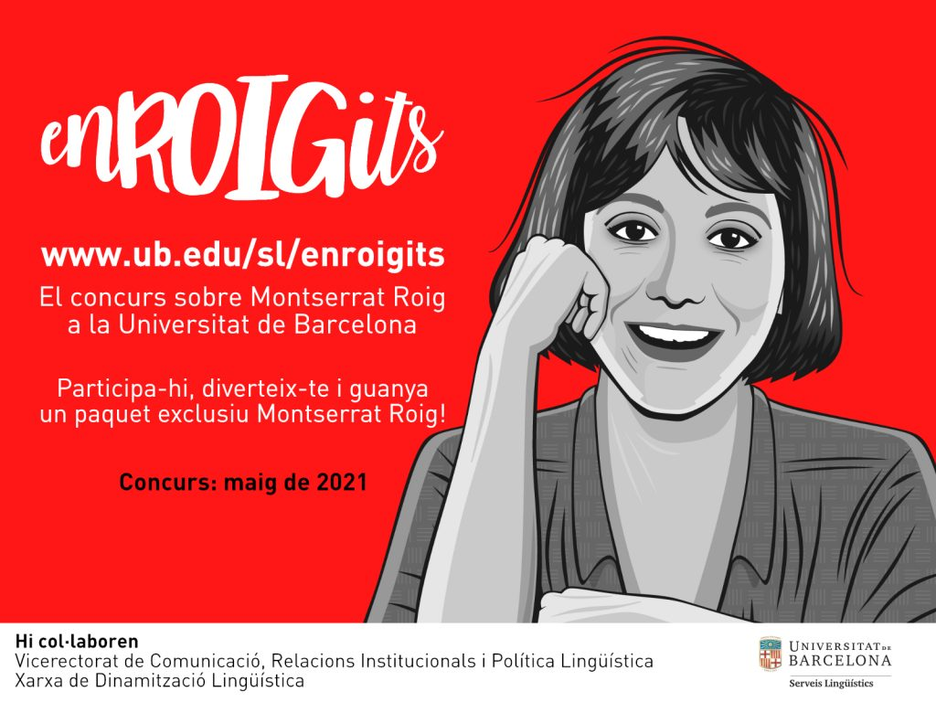 Concurs enROIGits UB
