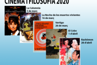 Cinema i filosofia 2020