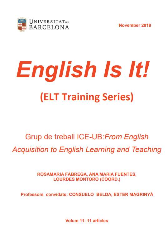English Is It! (ELT Training Series) Vol. 11