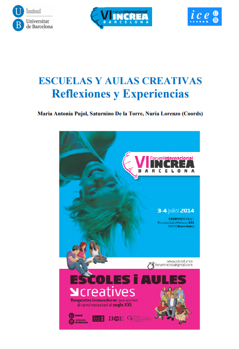 Escuelas y aulas creativas. Reflexiones y experiencias