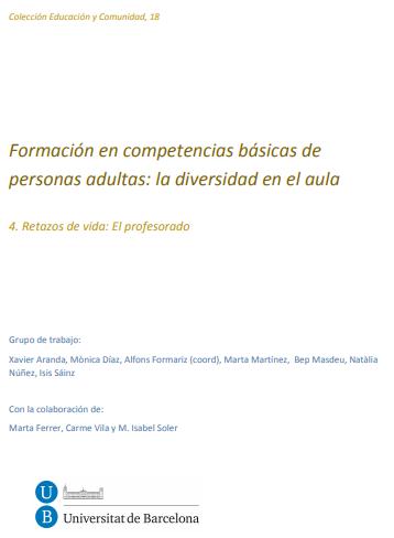 Formación en competencias básicas de personas adultas: la diversidad en el aula