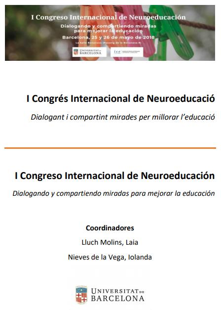 I Congreso Internacional de Neuroeducación: Dialogando y compartiendo miradas para mejorar la educación