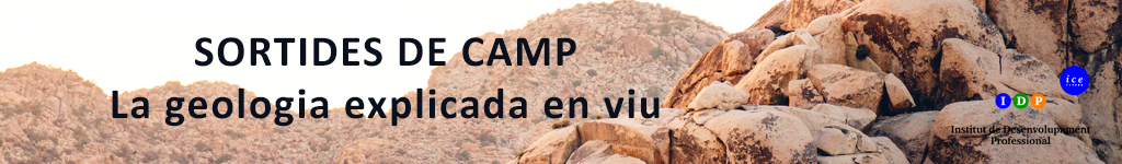 SORTIDES DE CAMP. La geologia explicada en viu