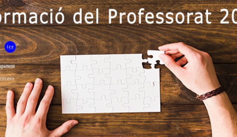 Formació Del professorat UB