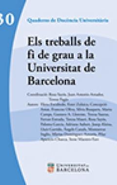 Els treballs de fi de grau a la Universitat de Barcelona
